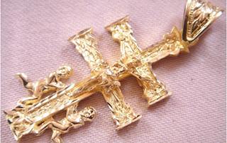 la croce di caravaca per la protezione