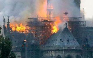 cattedrale notre dame incendio