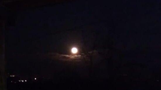 notte di santa lucia e luna