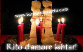 potente rito d'amore ishtar