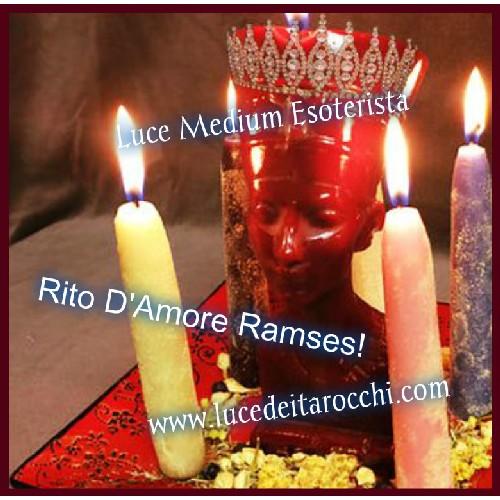 rito d'amore e legamento Ramses