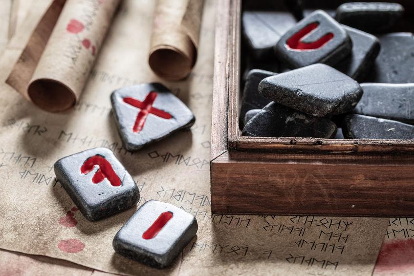 scatola rune