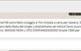 testimonianza rito whatsapp ishtar