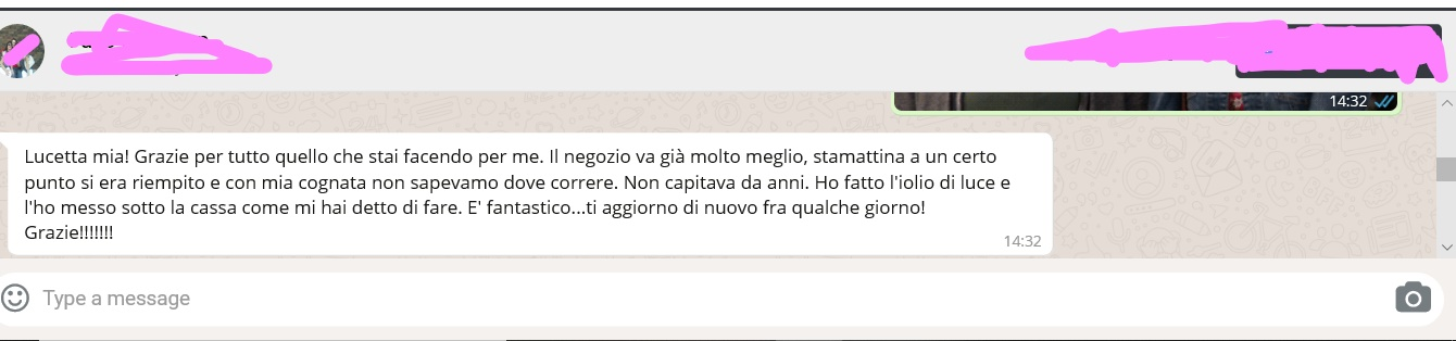 testimonianza rito whatsapp 4