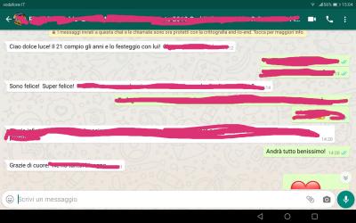 testimonianza whatsapp rito 1