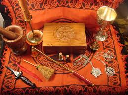 altare magia amore