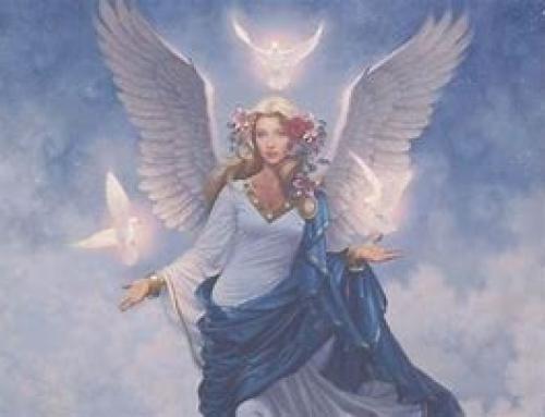 La mia Magia bianca Angelica e Arcangelica.