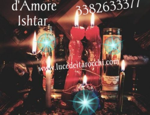 Rito supremo d'amore Ishtar.