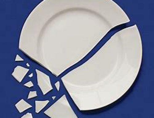 Conoscere il significato degli oggetti che si rompono in casa.  Cosa vuole farci sapere la mente?