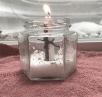 purificazione della coppia con candela speciale