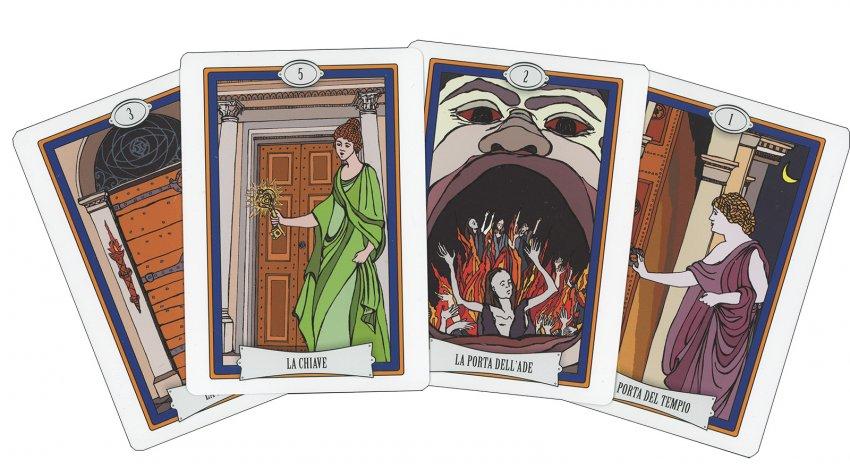 carte dell oracolo delle porte