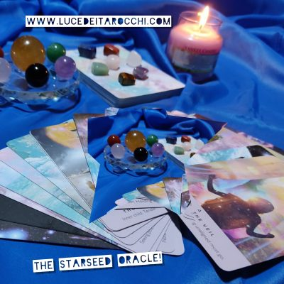 the starseed oracle oracolo cosmico