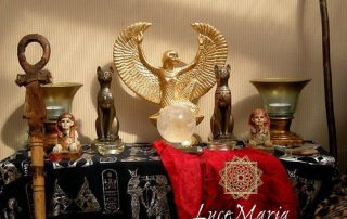 legamento amore ramses magia egiziana