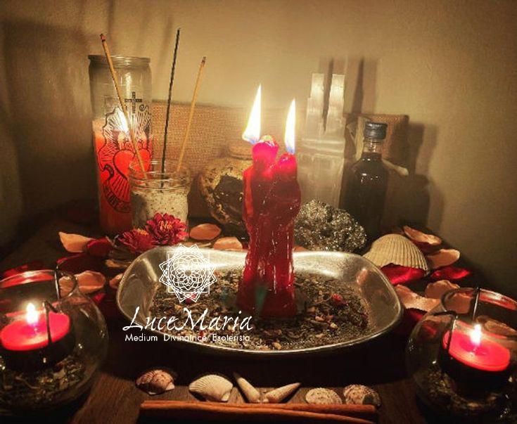 rituali per attirare e ritrovare l'amore